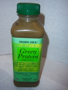 Trader Joe's Green Protein
