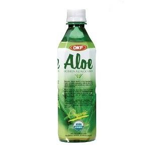 OKF Organic Aloe Vera Drink