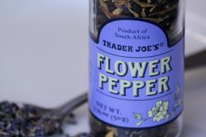 Trader Joe's Flower Pepper