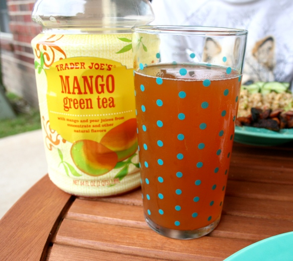 Trader Joe's Mango Green Tea