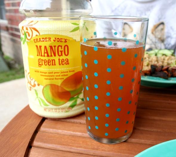 Trader Joe's Mango Green Tea
