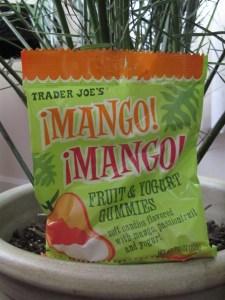 Trader Joe's Mango Mango Fruit and Yogurt Gummies