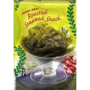Trader Joe's Roasted Seaweed Snack