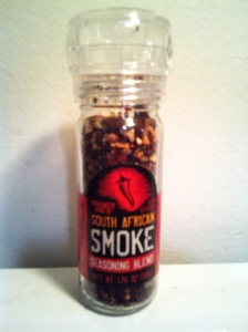 Trader Joe's South African Smoke Seasoning