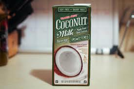 Trader Joe's Unflavored Organic Coconut Milk Beverage