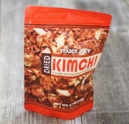 Trader Joe's Dried Kimchi