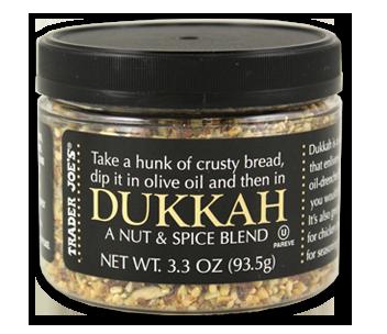 Trader Joe's Dukkah Nut and Spice Blend