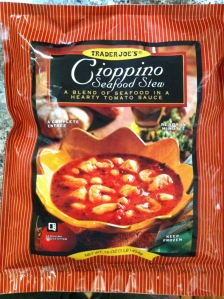 Trader Joe's Cioppino Seafood Stew