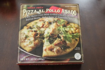 Trader Jose's Pizza Al Pollo Asado