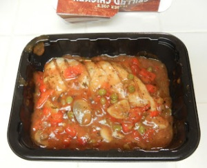 Trader Joe's Grilled Chicken Cacciatore