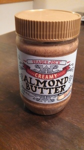 Trader Joe's Creamy Almond Butter