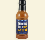 Trader Joe's Carolina Gold Barbecue Sauce