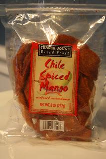 Trader Joe's Chili Spiced Mango