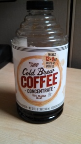 Trader Joe's Cold Brew Coffee Concentrate