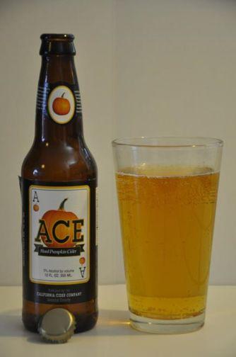 ACE Hard Pumpkin Cider
