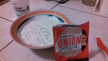 Trader Joe's Onion Dip Mix