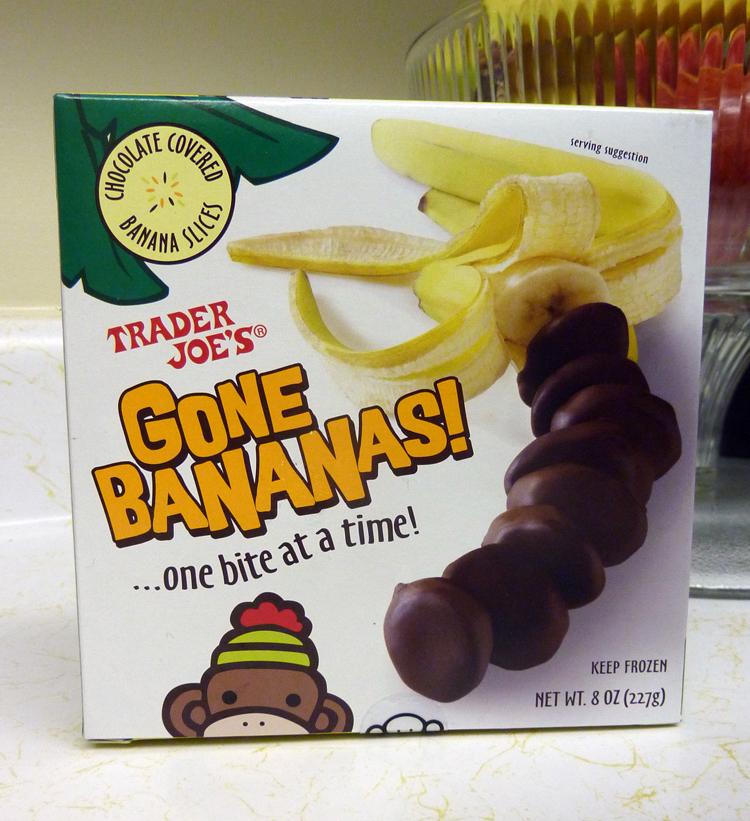 Trader Joe's Gone Bananas   Eat At Joes