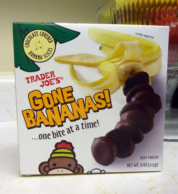 Trader Joe's Gone Bananas