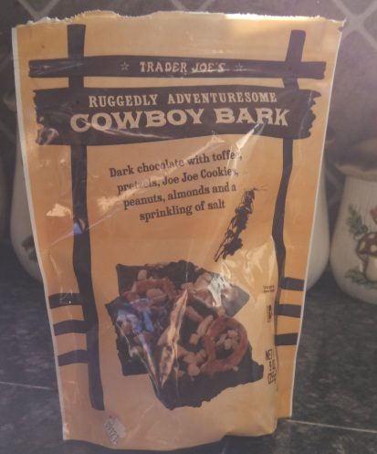 Trader Joe's Ruggedly Adventuresome Cowboy Bark