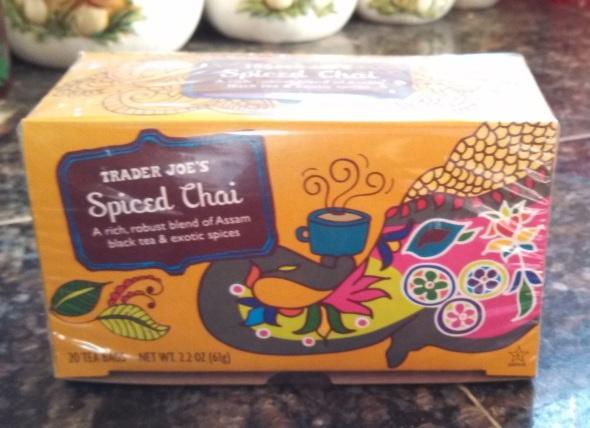 Trader Joe's Spiced Chai