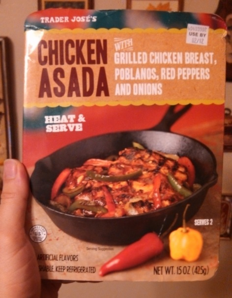 Trader Joe's Chicken Asada