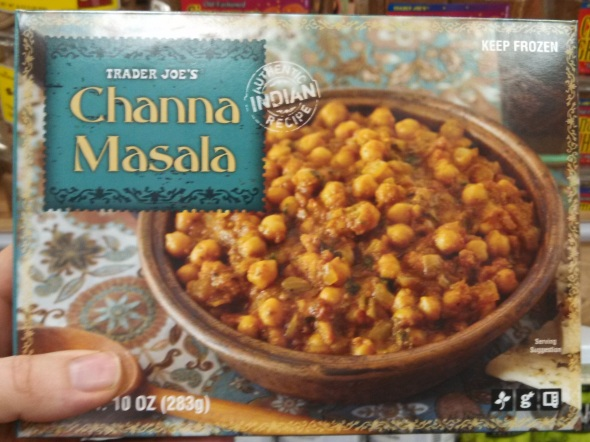 Trader Joe's Channa Masala