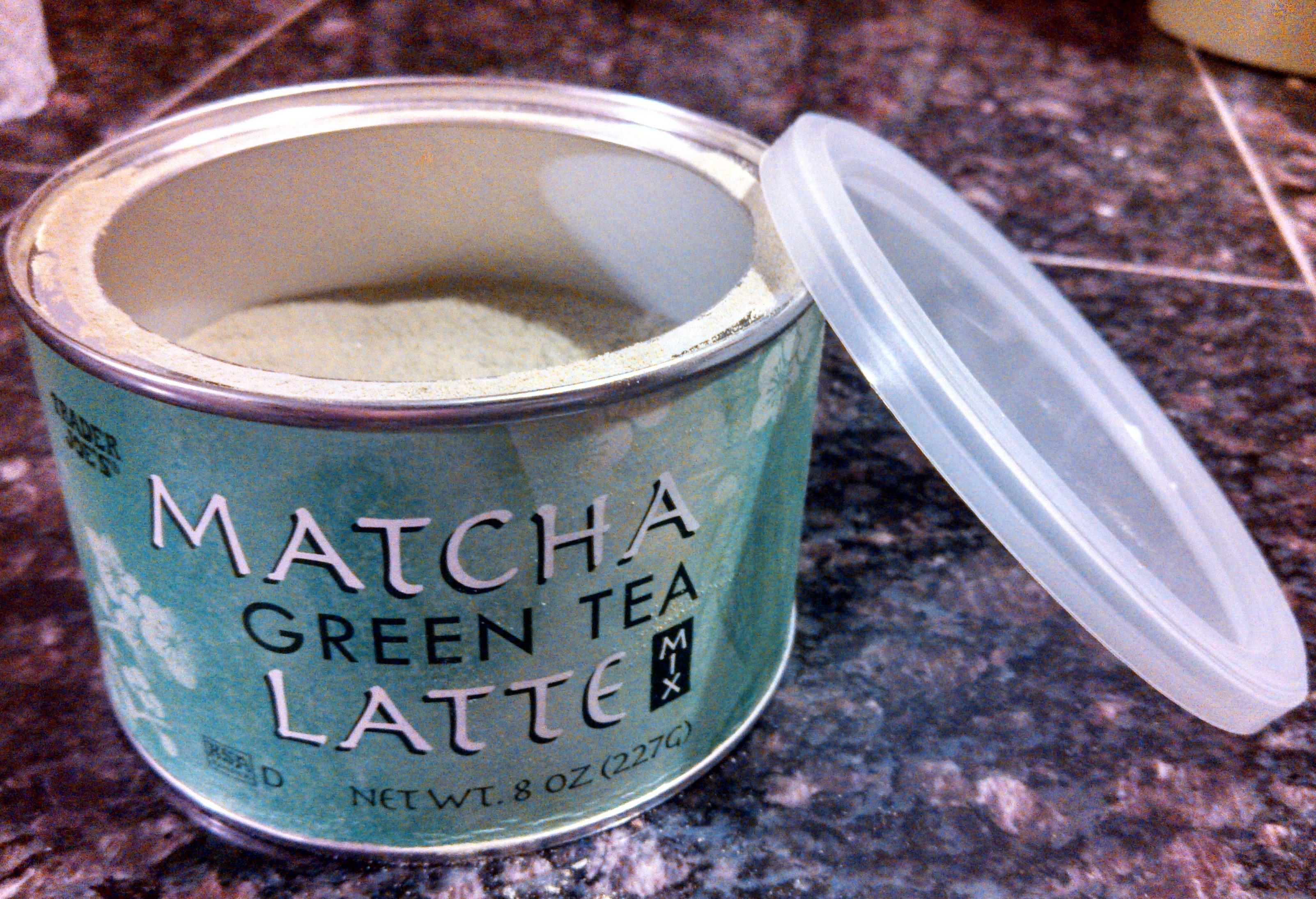 matcha powder trader joes