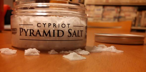 Trader Joe's Cypriot Pyramid Salt