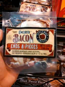 Trader Joe's Bacon Ends and Pieces