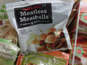 trader joe's meatless meatballs 1