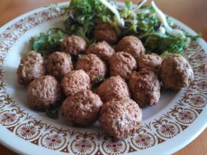 Trader Joe's Meatless Meatballs 2