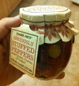 Trader Joe's Seriously Stuffed Peppers