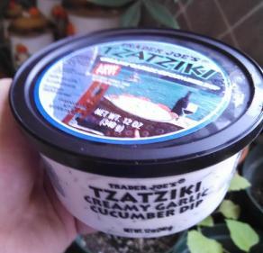 Trader Joe's Tzatziki Sauce