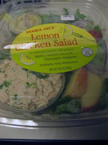 Trader Joe's Lemon Chicken Salad