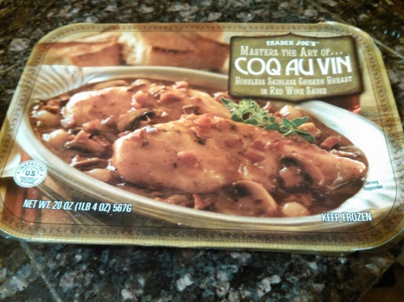 Trader Joe's Master The Art of... coq au vin