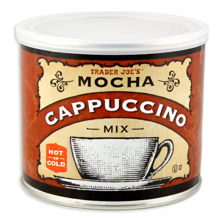 Trader Joe's Mocha Cappucino Mix