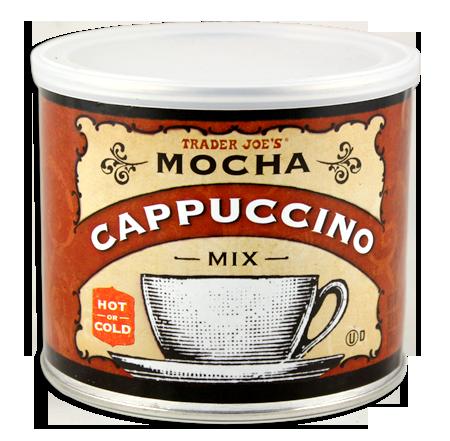 Trader Joe's Mocha Cappucino Mix