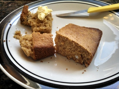 Trader Joe's Pumpkin Cornbread Mix 2