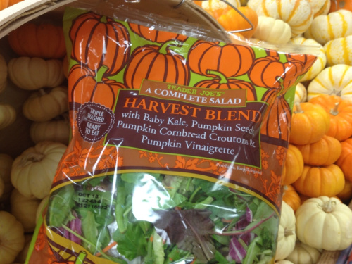Trader Joe's Harvest Blend Salad