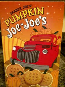 Trader Joe's Pumpkin Joe Joe's 2