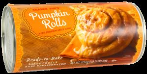 Trader Joe's Pumpkin Rolls 2