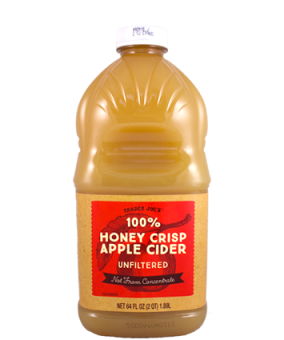 Trader Joe's Honeycrisp Apple Cider