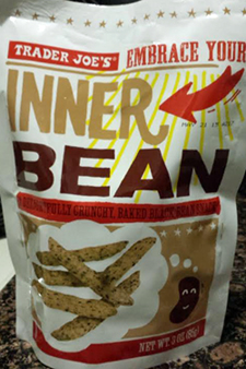 Trader Joe's Embrace Your Inner Bean