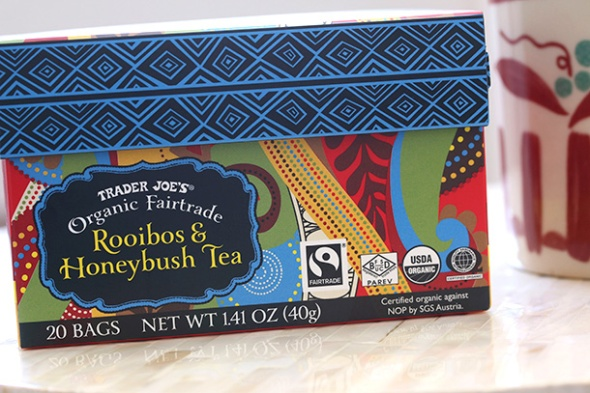 Trader Joes Rooibos and Honeybush Tea
