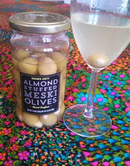 Trader Joe's Almond Stuffed Meski Olives