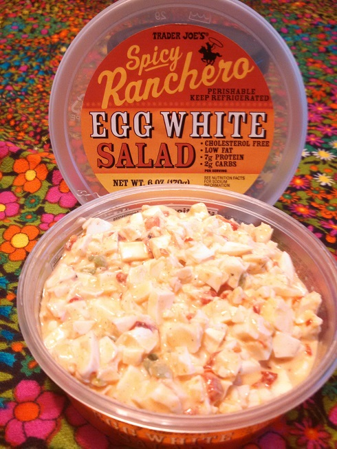 Trader Joe's Spicy Ranchero Egg White Salad
