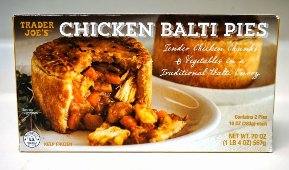 Trader Joe's Balti Pies