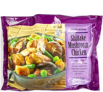 Trader Ming S Trader Joe S Shiitake Mushroom Chicken