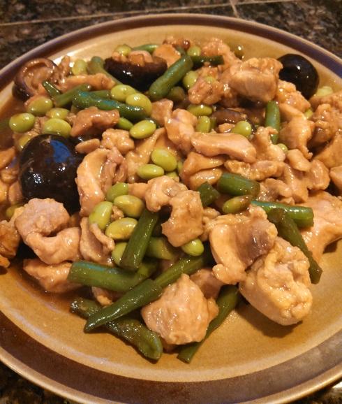 Trader Joe's Shitake Mushroom Chicken