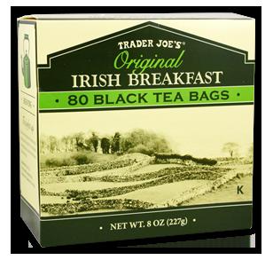 Trader Joe's Irish Breakfast Tea